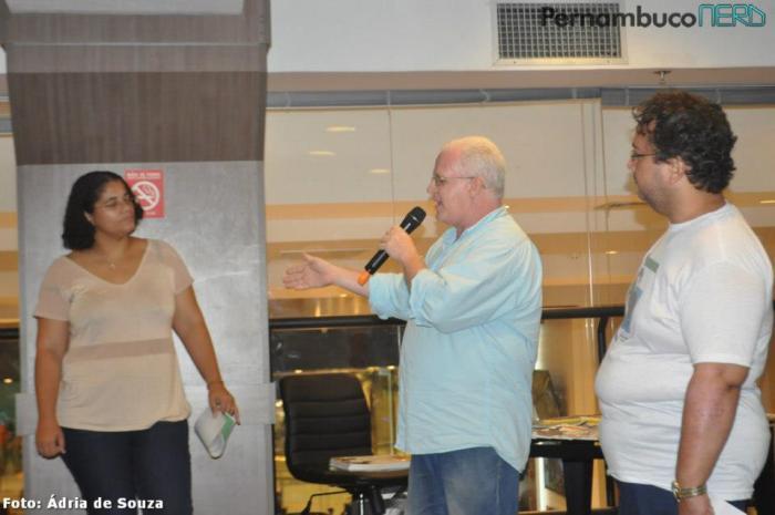 José Carlos Braga elogia o trabalho de Michelle Ramos