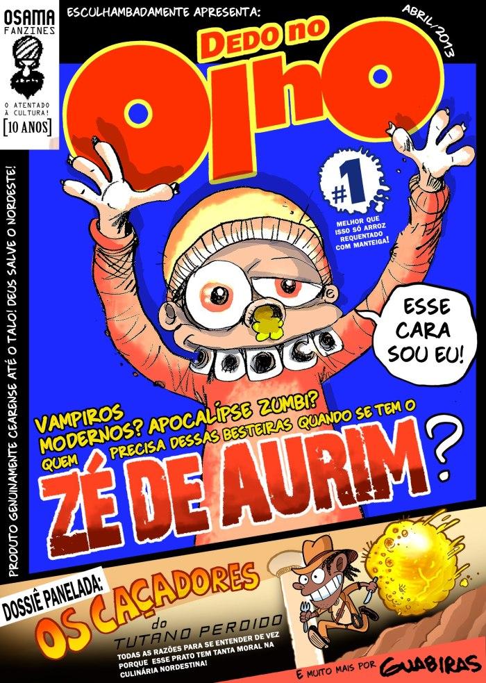 DEDO NO OLHO #1