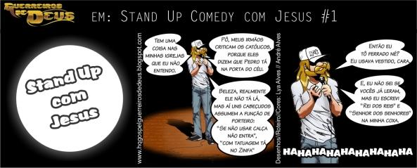 Standup Com Jesus