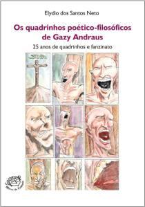 Capa Quadrinhos de Gazy Andraus