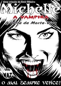 Capa - Michelle - A Vampira