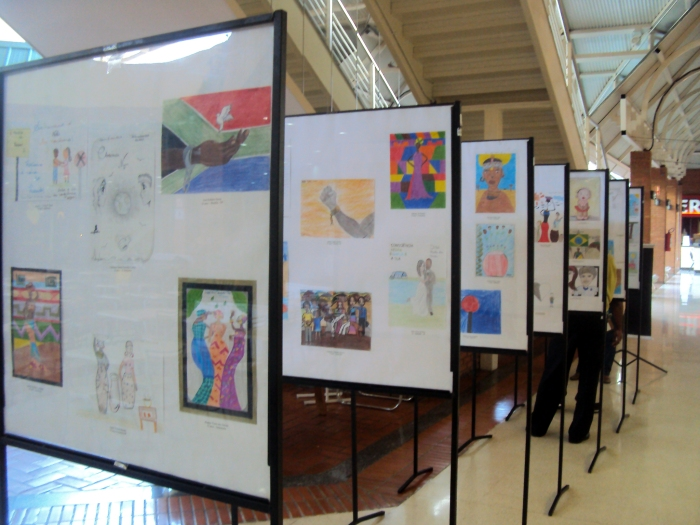 Exposição de Artes dos Participantes