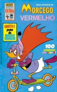 Revista do Morcego Vermelho.