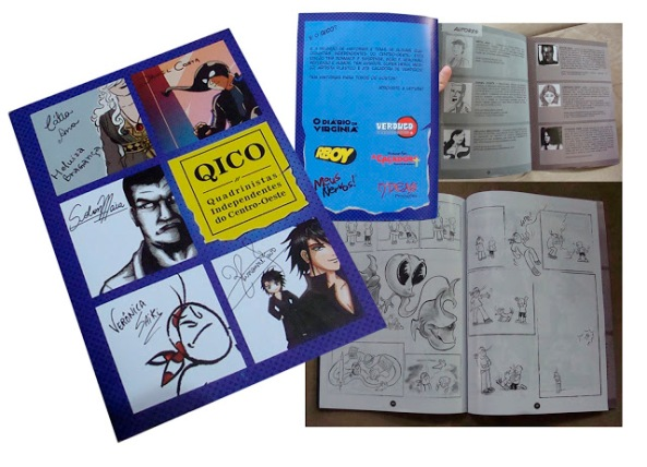 Capa Qico