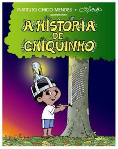 História de Chico Mendes é retratada em quadrinhos