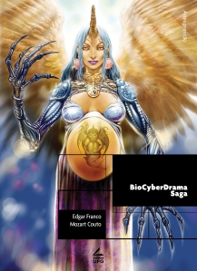 Biocyberdrama - Capa