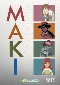 MAKI - Capa