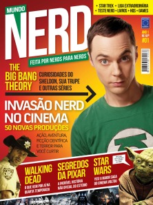 Mundo Nerd 1 capa