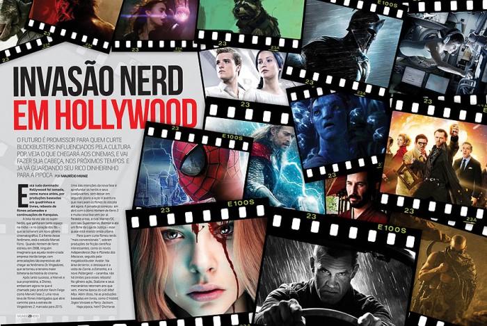 Mundo Nerd 1 Cinema Nerd 1