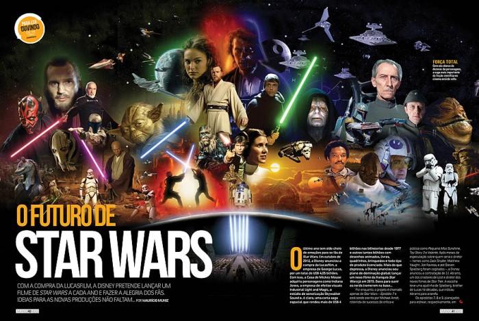 Mundo Nerd 1 O futuro de Star Wars