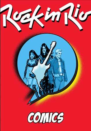 Rockin Rio em Quadrinhos