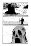 morte cinza