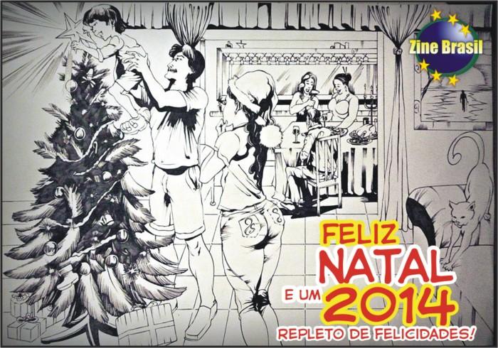 Feliz Natal - ZB - O Brasileiro-Daniel Steel