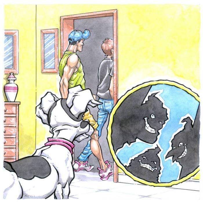 cão zeca 00