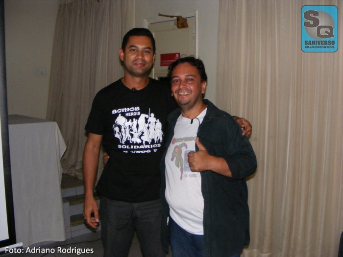 Glaydson Gomes e Sandro Marcelo