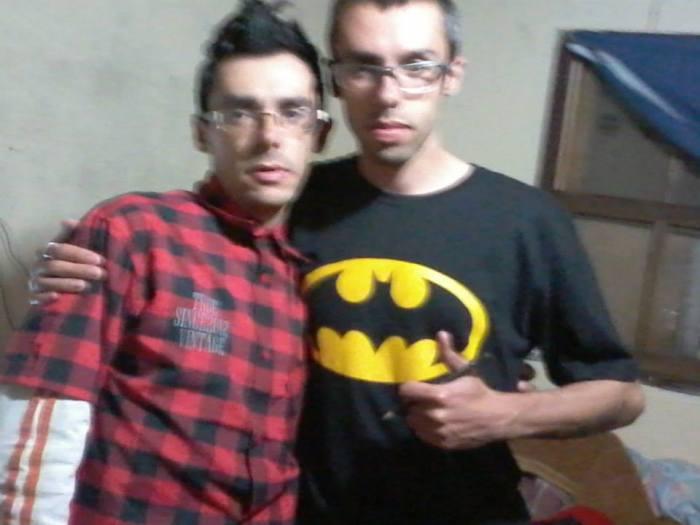 Fabio e Douglas Dias