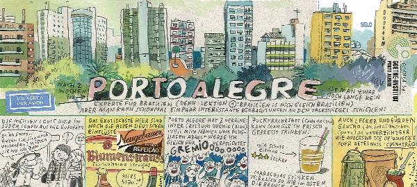 Quadrinhos alemães é tema de mostra em Niterói
