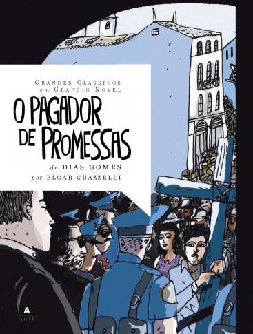 Pagador de Promessas - Capa