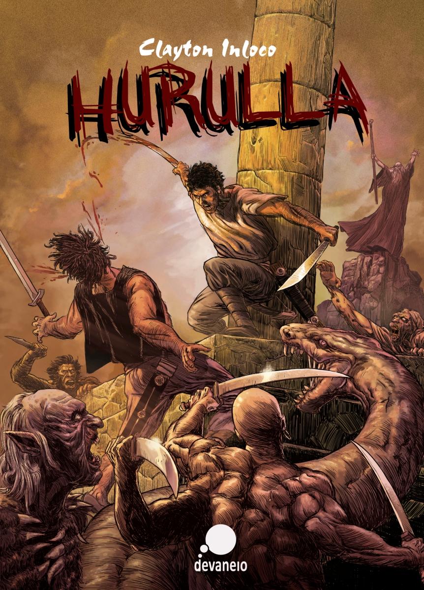Hurulla, HQ de Clayton Inloco à venda.