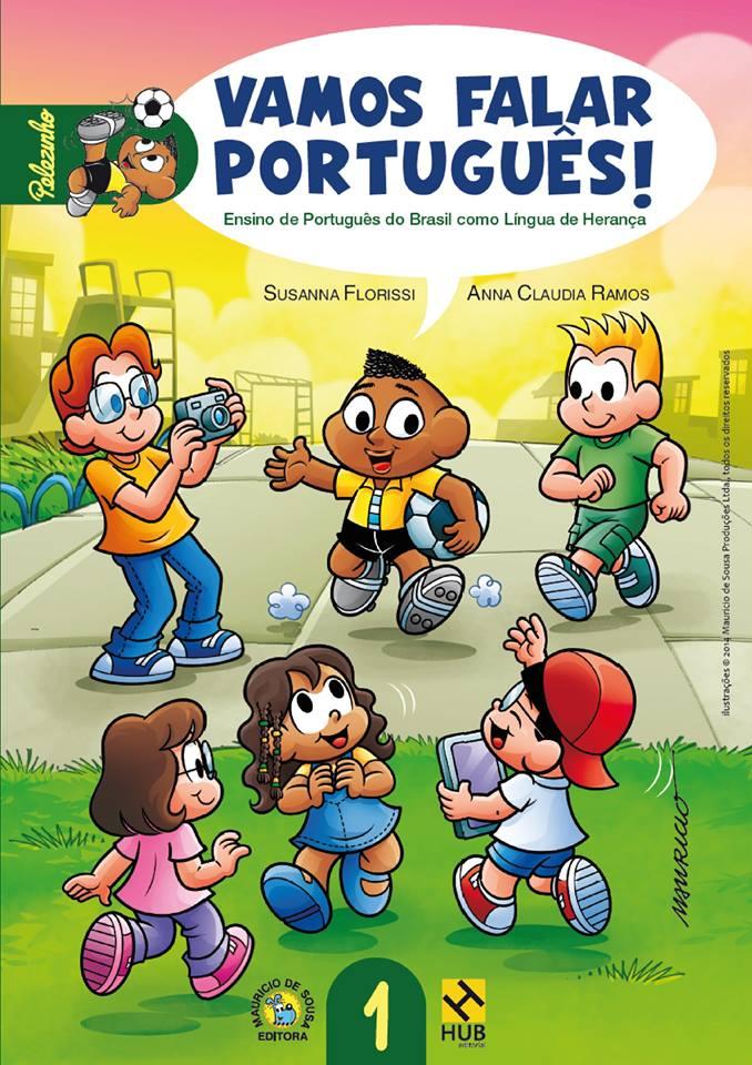 vamos falar portugues-capa