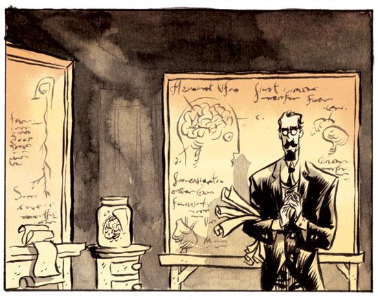 Loucura narrada por Machado de Assis chega à França em história em quadrinhos