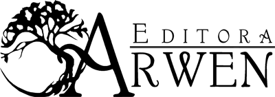 Logo Preto - editora arwen