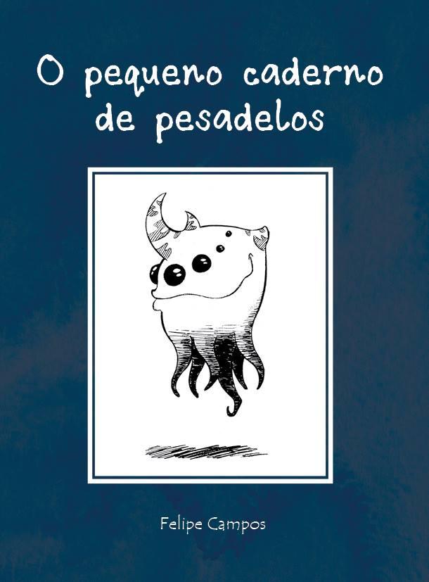 O pequeno caderno de pesadelos
