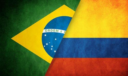 brasil-colômbia