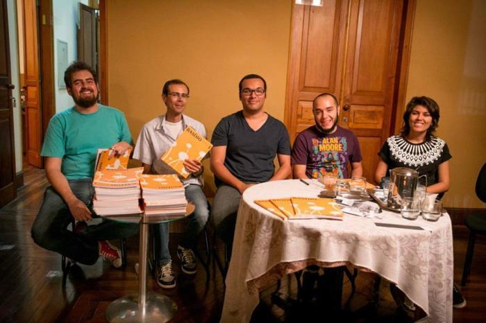 equipe Revista Basidio