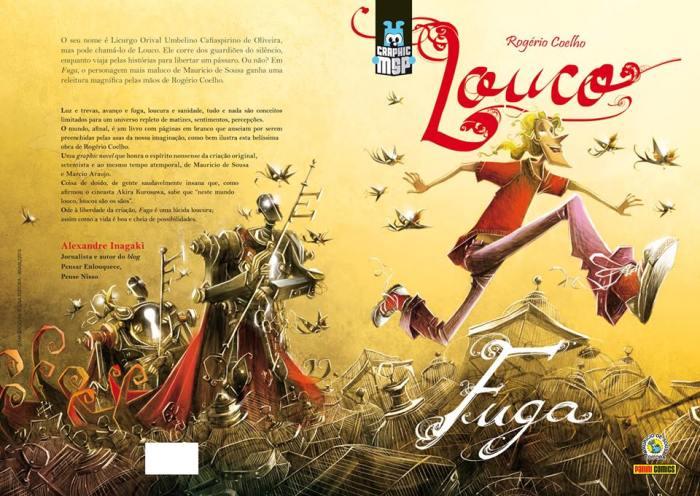 Capa - Louco - Fuga