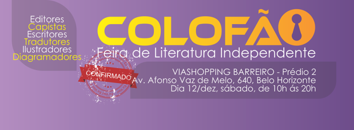 Colofão - Feira de Literatura Independente