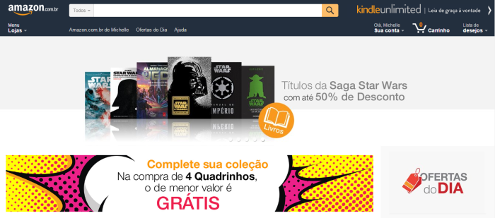 amazon quadrinhos 2