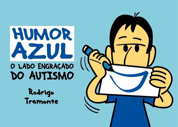 Humor azul: o autismo contado em quadrinhos