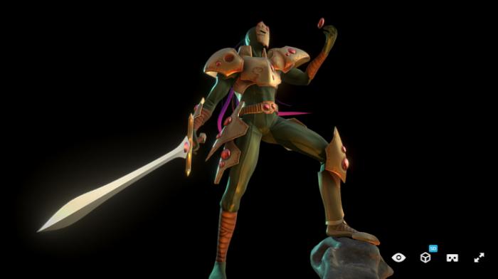 Estudio Brasileiro vai lançar jogo baseado na HQ Holy Avenger