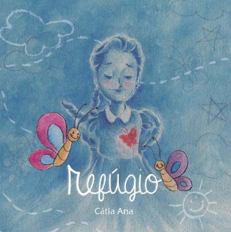 Refúgio, conheça a mais nova HQ da quadrinista Cátia Ana.