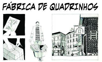 Curso de Extensão: Fábrica de Quadrinhos