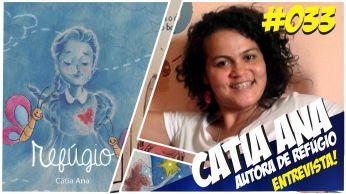 Entrevistamos Cátia Ana autora de Refúgio e Quadrinhos Infinitos |Canal ZB #33