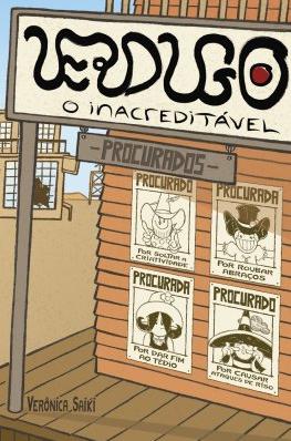 """""""Procurados"""", edição inédita do Verdugo, de Veronica Saiki está no Social Comics"""