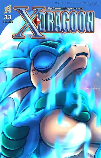 XDragoon chega ao seu 33º Capítulo