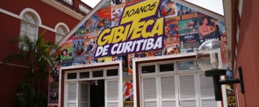 Gibiteca de Curitiba terá espaço maior e lançará a Gibicon 3
