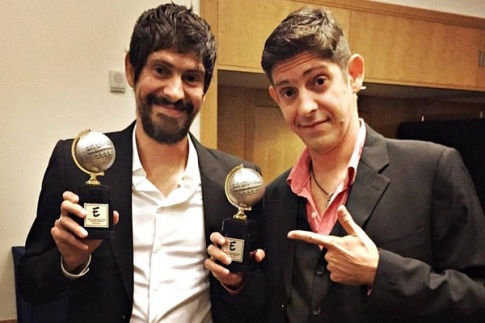 Brasileiros Fábio Moon e Gabriel Bá conquistam mais um Prêmio Eisner