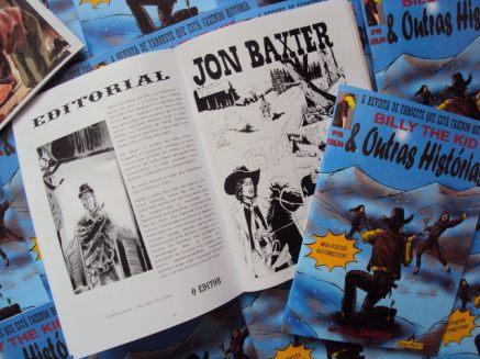 Billy The Kid & Outras Histórias nº 26 |Lançamento