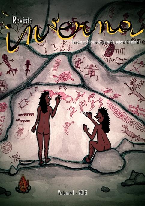 Conheça Inverna - Ficção gráfica brasileira de autoria feminina