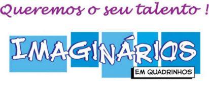 Participe da última edição da Imaginários em Quadrinhos - Antologia