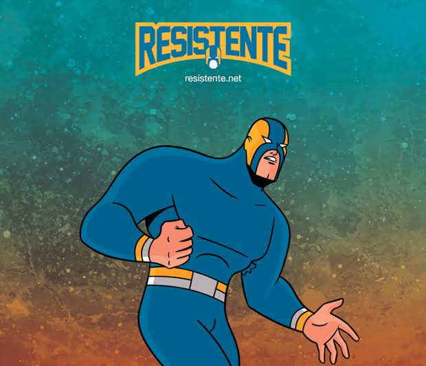 resistente-poster