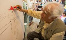 A Turma do Pererê, de Ziraldo, chega à CAIXA Cultural Brasília