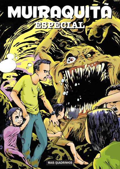 Muiraquitã de Wellington Srbek, ganha reedição especial no Social Comics