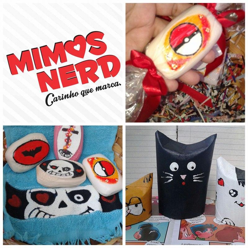 Mimos Nerd - Carinho que Marca