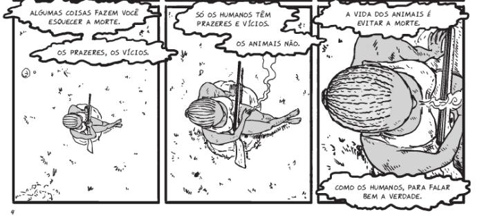 Lançamento: Magda, de Rafa Campos Rocha, pela Quadrinhos na Cia