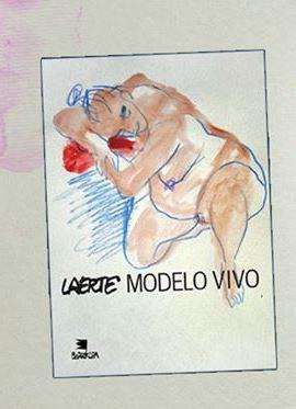 Conheça o novo livro de Laerte, Modelo Vivo.